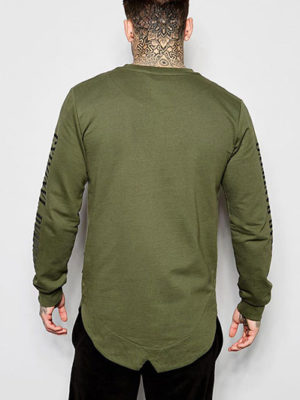 Long Pleated Jacket
